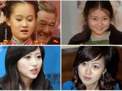 赵本山漂亮老婆女儿罕见美艳照 赵本山2011